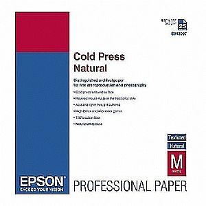 ��������� �������� Epson Fine Art Paper Cold Press Natural A3+ C13S042300
