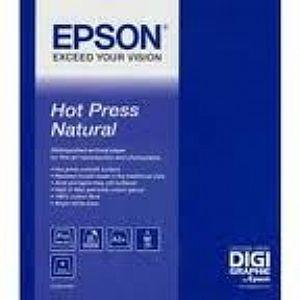 Расходный материал Epson Fine Art Paper Hot Press Natural A2 C13S042322