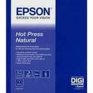 Расходный материал Epson Fine Art Paper Hot Press Natural A3+ C13S042320