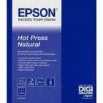 Расходный материал Epson Fine Art Paper Hot Press Natural A3+ C13S042320