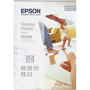 Расходный материал Epson Glossy Photo Paper 10x15 C13S042176