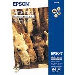 Расходный материал Epson фотобумага Matte Paper-Heavyweight A4 C13S041256
