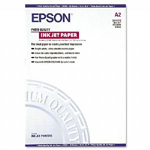 Расходный материал Epson Photo Quality Ink Jet Paper A2 C13S041079