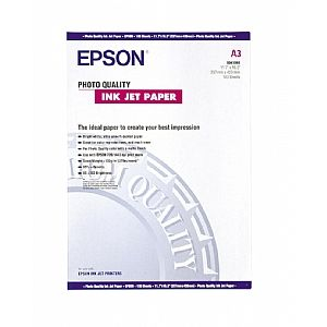 ��������� �������� Epson Photo Quality Ink Jet Paper A3+ C13S041069