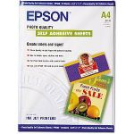 Расходный материал Epson Photo Quality Self-Adhesive Paper A4 C13S041106