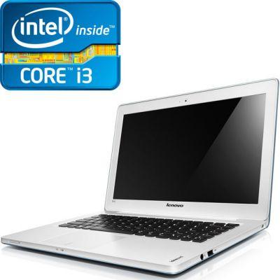 Ультрабук Lenovo IdeaPad U310 Blue 59337929