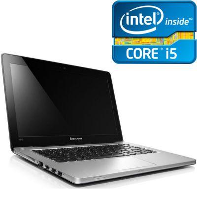 Ультрабук Lenovo IdeaPad U310 Graphite Gray 59337990 (59-337990)