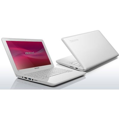 Ноутбук Lenovo IdeaPad S206 White 59337709 (59-337709)