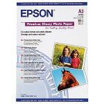Расходный материал Epson Premium Glossy Photo Paper A3 C13S041315