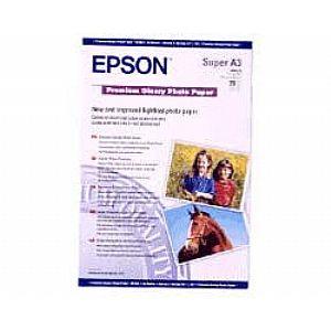 Расходный материал Epson Premium Glossy Photo Paper A3+ C13S041316