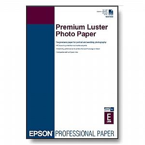 Расходный материал Epson Premium Luster Photo Paper A2 C13S042123
