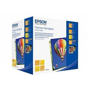 Расходный материал Epson Premium Semigloss Photo Paper 10x15 C13S042200