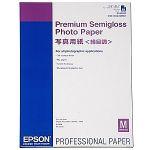 Расходный материал Epson Premium Semigloss Photo Paper A2 C13S042093