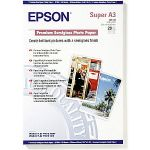 Расходный материал Epson Premium Semigloss Photo Paper A3+ C13S041328