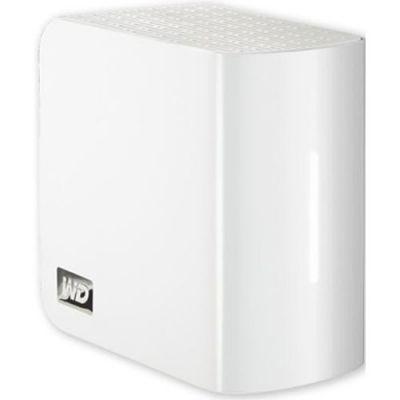 """������� ������� ���� Western Digital My Book World Edition II 3.5"""" 4000Gb Ethernet/USB2.0 WDH2NC40000E"""