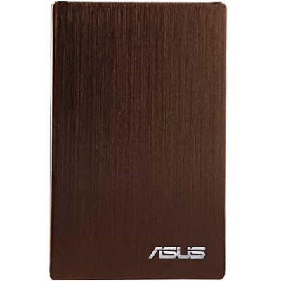 """������� ������� ���� ASUS AN200 2.5"""" 500Gb (+500Gb Webstorage) USB 2.0 Brown 90-XB1Z00HD000F0-"""