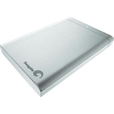 """Внешний жесткий диск Seagate 2.5"""" 1000Gb USB 3.0 Silver STBU1000201"""
