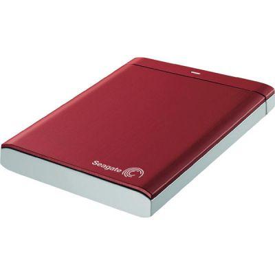 "Внешний жесткий диск Seagate 2.5"" 1000Gb USB 3.0 Red STBU1000203"
