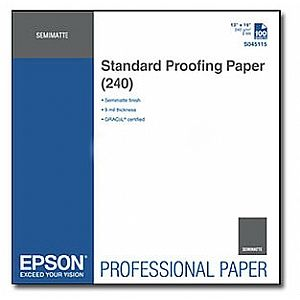 ��������� �������� Epson Standard Proofing Paper (240) A3+ C13S045115