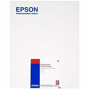 ��������� �������� Epson UltraSmooth Fine Art Paper A3+ C13S041896