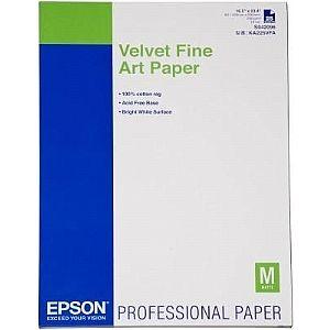 Расходный материал Epson Velvet Fine Art Paper A2 C13S042096