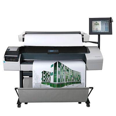МФУ HP Designjet T1200 HD-MFP CQ653B