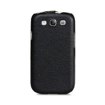 Чехол Melkco Jacka Type для Samsung Galaxy S3 - черный