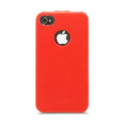 Чехол Melkco Jacka id Type для Iphone 4s – красный