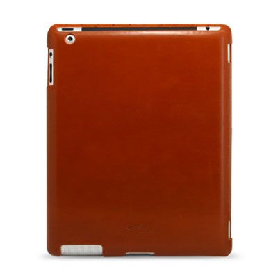 Чехол Melkco для Ipad new Slimme Cover Type – (Vintage brown)