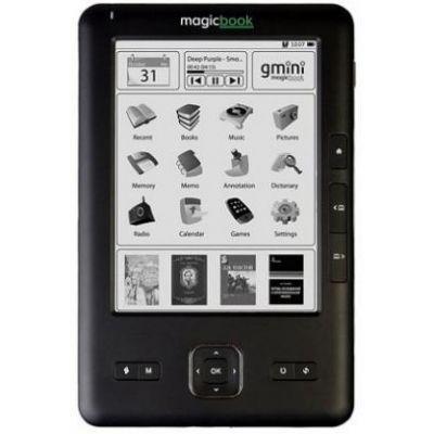 Электронная книга Gmini MagicBook M6FHD Black АК-00000088
