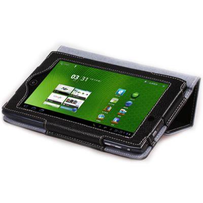 Чехол Yoobao Executive Leather Case для Acer A100 7 inch black