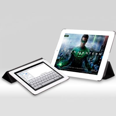 ����� Yoobao iSlim Leather Case ��� iPad2/iPad3 White