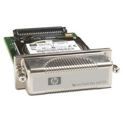 Опция устройства печати HP Жесткий диск eio высокой производительности J6073G
