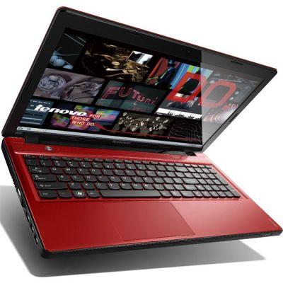 Ноутбук Lenovo IdeaPad Z580 Red 59337281 (59-337281)