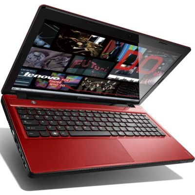 Ноутбук Lenovo IdeaPad Z580 Red 59337968 (59-337968)