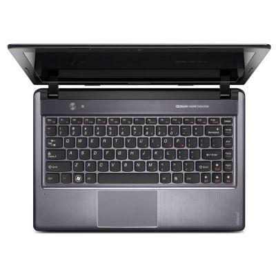 Ноутбук Lenovo IdeaPad Z380 Gray 59337236 (59-337236)