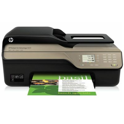 МФУ HP Deskjet Ink Advantage 4625 eAiO Printer CZ284C