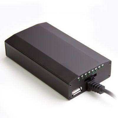 Ginzzu универсальный сетевой и автомобильный адаптер GA-4290U (90W, 1xUSB, 12V-24V, 9 DC-IN переходников)
