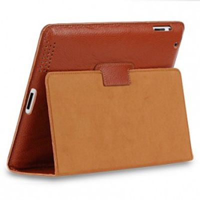 Чехол Yoobao Executive Leather Case for iPad2/ iPad3 Brown