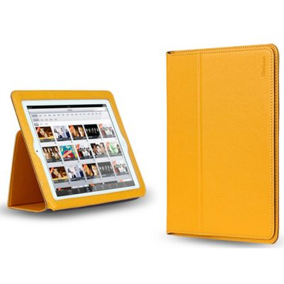 Чехол Yoobao Executive Leather Case for iPad2/ iPad3 Yellow