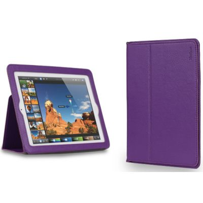 Чехол Yoobao Executive Leather Case for iPad2/ iPad3 Purple