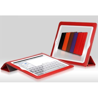 Чехол Yoobao iSmart Leather Case iPad2/iPad3 Red