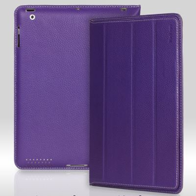 ����� Yoobao iSmart Leather Case iPad2/iPad3 Purple