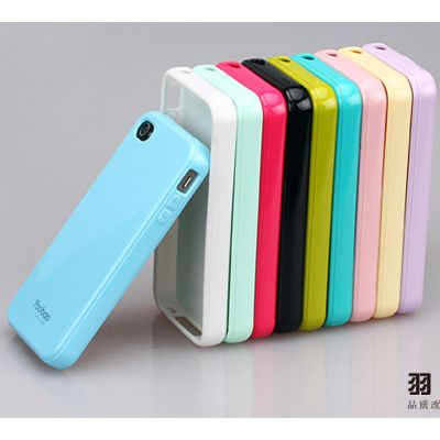 ����� Yoobao Colorful Protect Case ��� Apple iPhone 4/4S (10 ��������� ������)