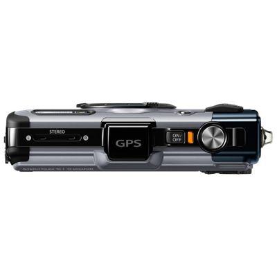 Компактный фотоаппарат Olympus Tough TG-1 iHS (TG-1/Silver)