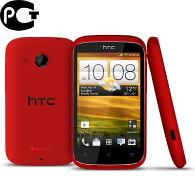 �������� HTC Desire C Red