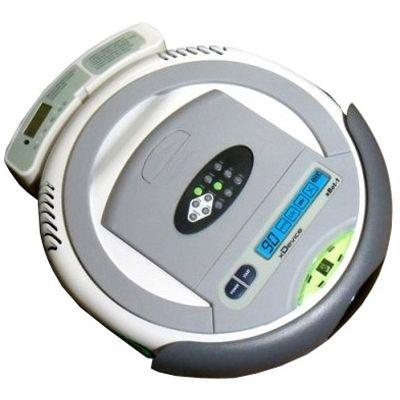 xDevice xBot-1 (бело-серый) робот пылесос