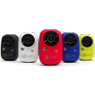 Экшн камера Liquid Image LIC727 Ego Blk HD1080P Wi-Fi (Black)