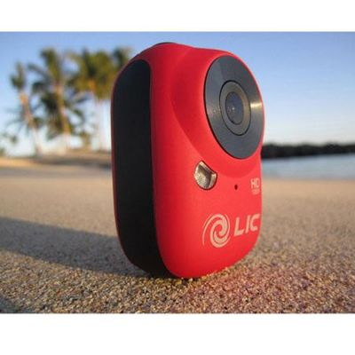 Экшн камера Liquid Image LIC727 Ego R HD1080P Wi-Fi (Red)