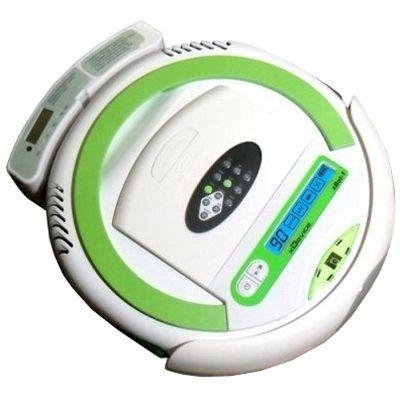 xDevice xBot-1 (бело-зеленый) робот пылесос